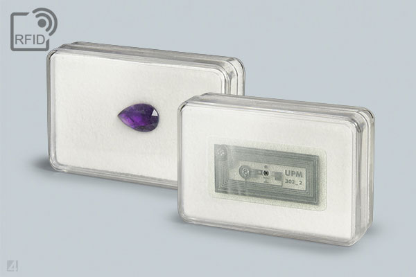RFID solution for Gemstones, HF