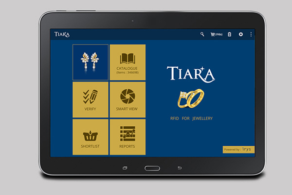 Tiara screen tablet lyte