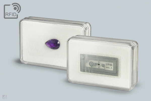 RFID for gemstones